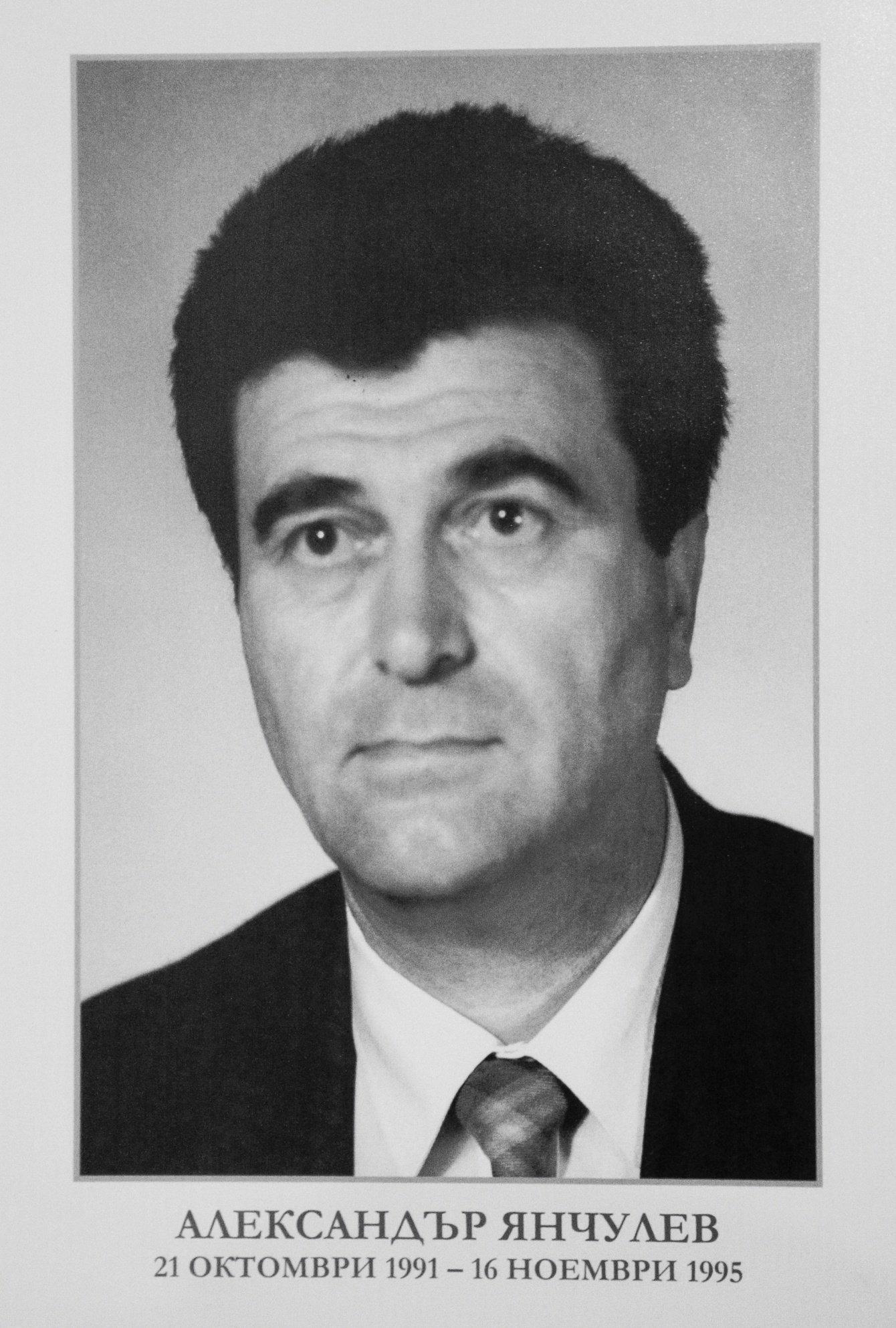 Александър Янчулев