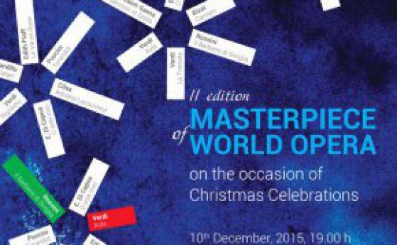 Risultati immagini per masterpiece of world opera 2015 sofia