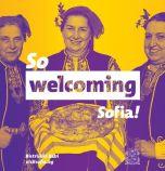 Бистришките баби с баница посрещат в София на билбордове