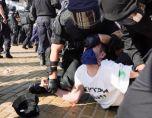 Бият и арестуват без адвокат на протеста: Триото