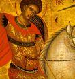 Почитаме Свети великомъченик Георги Победоносец