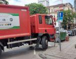 Вземете концесията на Титан и Домусчиеви: стари и несъразмерни камиони рушат центъра на София