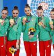 Златните момичета и Стойка Кръстева: нови почетни граждани на София